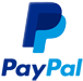 This site supports paypal payments