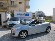 Photo for Peugeot 207  CABRIO, ΔΕΡΜΑ, CLIMA, FULL!!!