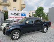 Photo for Nissan Navara 4Χ4 4ΠΟΡΤΕΣ ΔΕΡΜΑ 174HP