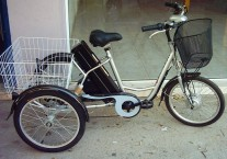 Photo for Special E-Bikes CARRIER II