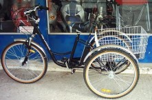 Photo for Special E-Bikes MAX CARIER III